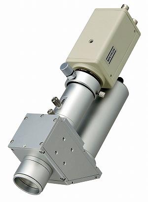 CCDカメラ付出射ユニット