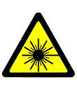 レーザーの安全性