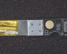 電池部品の溶接